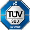TÜV Süd zertifizierte Akademie